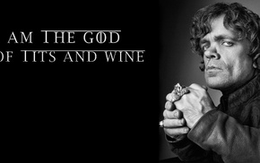 quote, Peter Dinklage, Tyrion Lannister, Game of Thrones