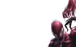 Carnage, Spider, Man
