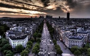 Paris, cityscape, city, France