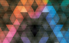 pattern, colorful, geometry, abstract, Andy Gilmore