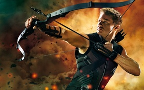 Jeremy Renner, Hawkeye, The Avengers, Clint Barton