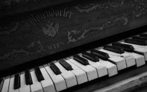 piano, music, stunner