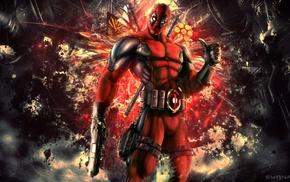 Deadpool, DC Comics, Marvel Comics