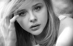 монохром, блондинка, актриса, девушка, знаменитость