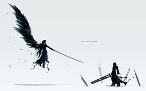 angel, samurai, anime, death