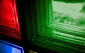 colors, 3D