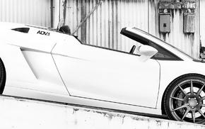 Lamborghini, ADV.1, selective coloring