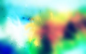 stunner, motion blur, drops, colors