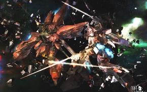 anime, Mobile Suit, Mobile Suit Gundam Unicorn, Gundam