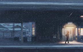 5 Centimeters Per Second, Makoto Shinkai, anime