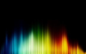 spectrum, colorful, abstract