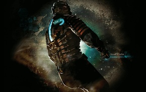 Dead Space, horror, Isaac Clarke, video games, space