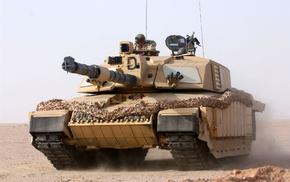 tank, men, tower, gun