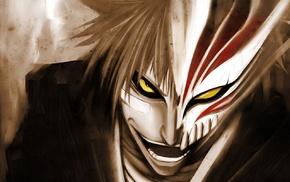 sword, Hollow, Bleach, Kurosaki Ichigo