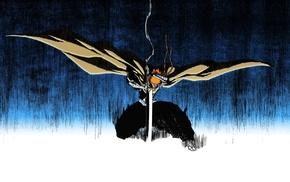 Bleach, Kurosaki Ichigo, sword, bankai, anime