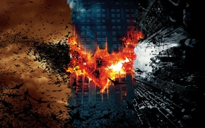 Batman, The Dark Knight Rises, Batman Begins, The Dark Knight, movies