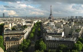 France, city, Paris, cities, Eiffel Tower