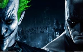 video games, Batman, Batman Arkham Asylum, Joker, Rocksteady Studios
