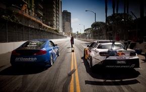 road, race cars, Red Bull, race tracks, car, racing