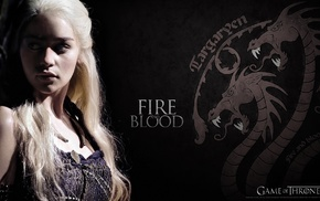 girl, Daenerys Targaryen, Emilia Clarke, actress, A Song of Ice and Fire, Game of Thrones