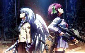 Tachibana Kanade, anime, Angel Beats, Nakamura Yuri