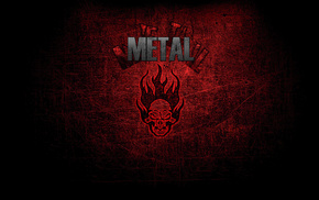 skull, music, style, metal