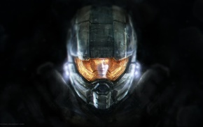 Halo, video games, Xbox One, artwork, 343 Industries, Halo 4