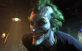 Batman Arkham City, Rocksteady Studios, video games, Batman, Joker