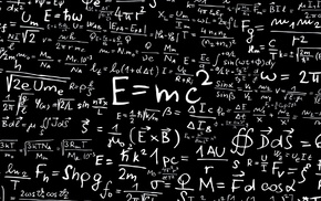 science, special relativity, physics, mathematics, formula, Albert Einstein