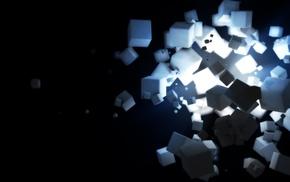 цифровое искусство, куб