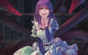 Kamishiro Rize, Tokyo Ghoul, anime girls, anime