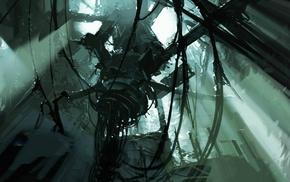 произведение искусства, игры, Portal, Valve Corporation, Portal 2