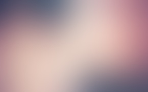 gradient, blurred, minimalism