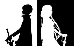 аниме, Юки Асуна, Kirigaya Kazuto