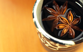 chocolate, cup, stunner, macro