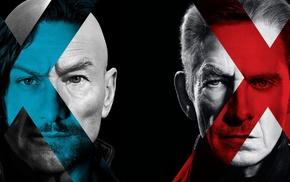 Charles Xavier, Michael Fassbender, Patrick Stewart, movies, X, Men Days of Future Past