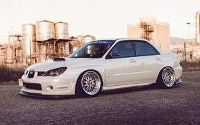 Subaru, Stance, Subaru Impreza