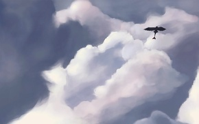 How to Train Your Dragon, concept art, Toothless