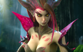 Zyra, League of Legends