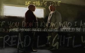 Hank Schrader, Bryan Cranston, Breaking Bad, Heisenberg, Walter White